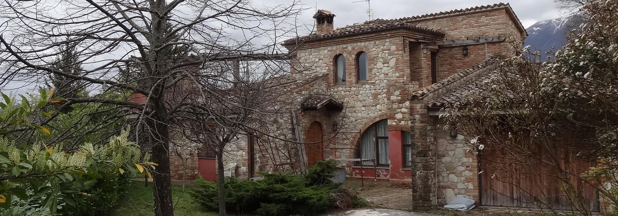 153 – Villa in zona centrale