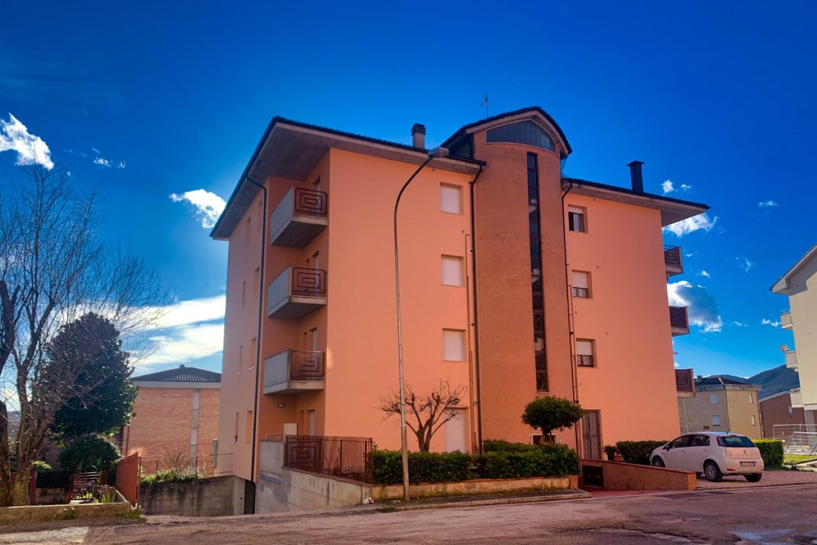101 – Grande appartamento in centro