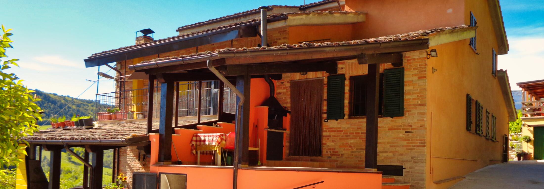 232 – Abitazione a Sarnano
