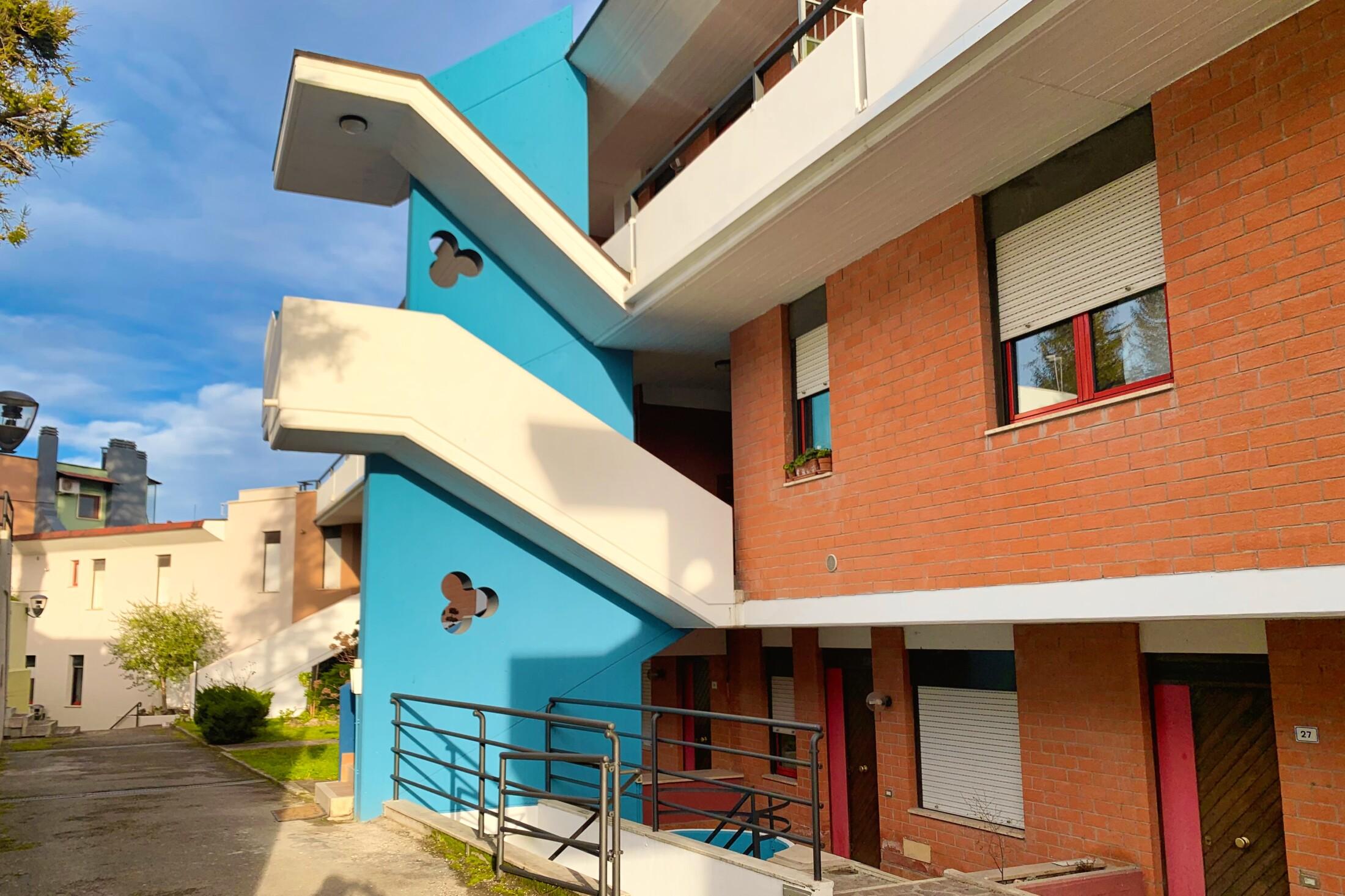 239 Appartamento in centro