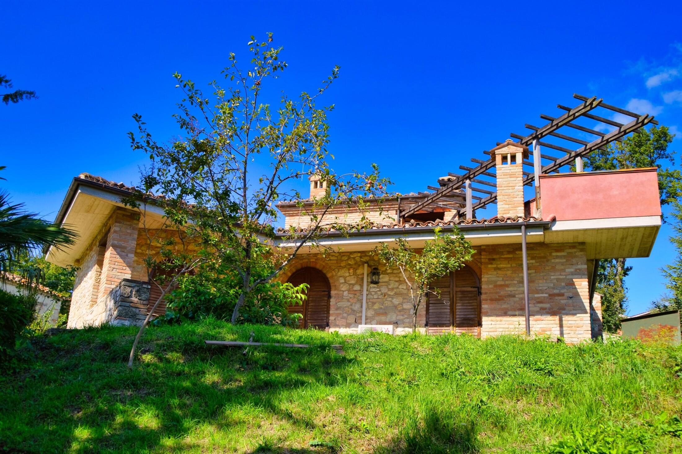 153 Villa esclusiva